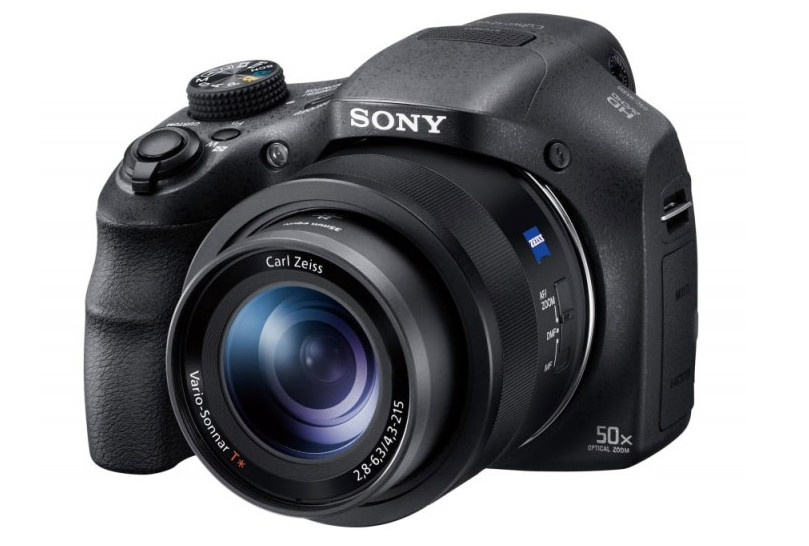 Sony Luncurkan Kamera Superzoom Cyber-shot HX350