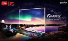 TCL Rilis Smart TV Android 43-Inch TCL P2 UHD Seharga Rp 5,9 Juta