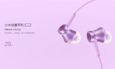 Xiaomi Piston Fresh, In-ear Headphone dengan Aluminium Chamber Dirilis
