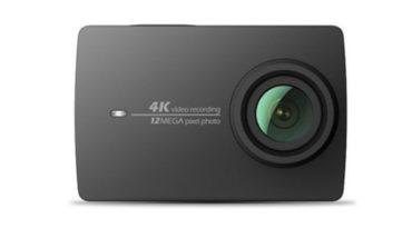 Xiaomi Yi 4K+ Dijanjikan Punya Kemampuan Perekaman Video 4K@60fps