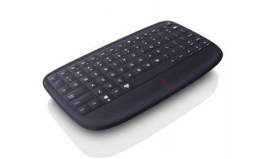 Canggih, Keyboard Nirkabel 500 Multimedia Controller dari Lenovo ini Sudah Mendukung Gesture Windows 10