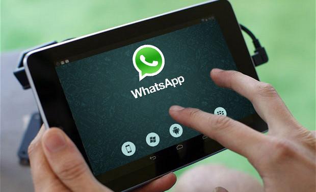 Cara Membuat Whatsapp di Samsung Galaxy Tablet