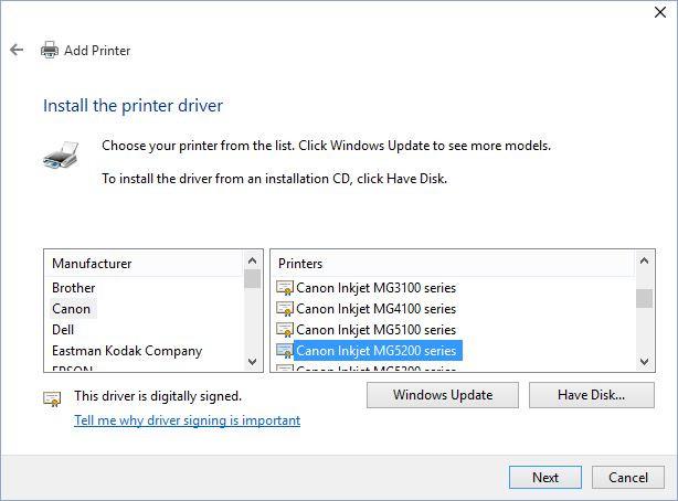 Cara Instal Driver Printer Canon Mp287