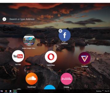Download dan Jajal Opera Neon, Browser Baru yang Menghadirkan Pengalaman Berbeda Berselancar di Internet