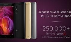 Hitungan Menit, Xiaomi Redmi Note 4 Ludes Terjual