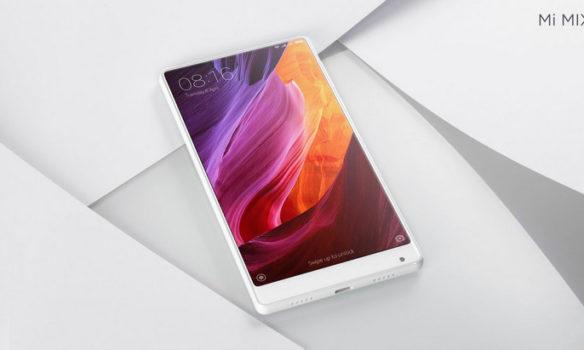 Melihat Keindahan 'Mutiara Putih' Xiaomi, Mi MIX Pearl White