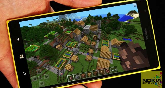 Download Minecraft 0.1602.2.0 AppX File for Windows Phone ...