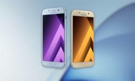 New! HP Terbaru 2017: Samsung Galaxy A (7) Series Sudah Mulai Dijual