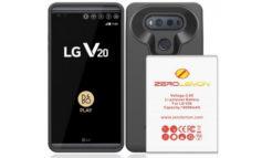 Mau Baterai LG V20 Awet Semingguan? Pakai Case ZeroLemon