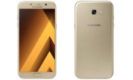 Trio Samsung Galaxy A 2017 (A3, A5, A7) Diumumkan, Intip Spesifikasinya