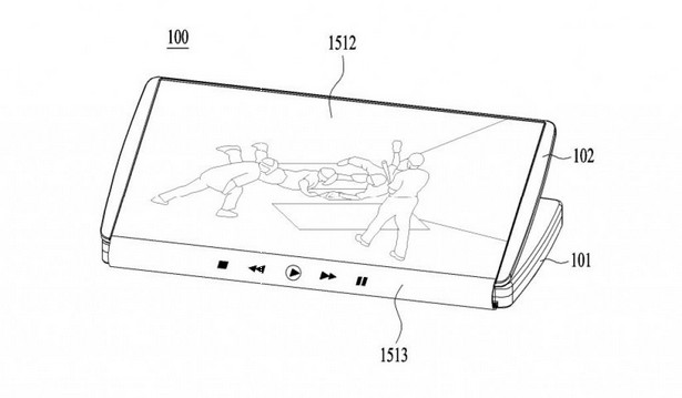 Tak Mau Ketinggalan Tren Perangkat Lipat, LG Patenkan Desain Ponsel-Tablet Hybrid 1