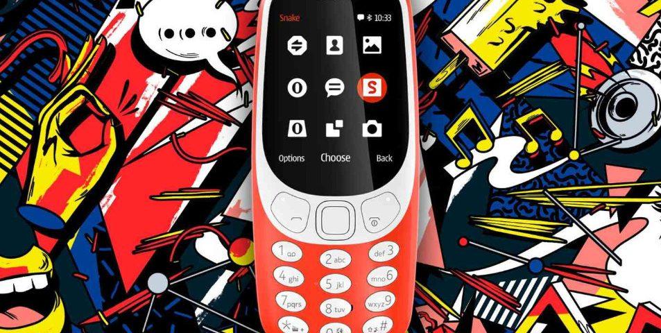 Begini Tampang Baru Nokia 3310, Lebih Fresh dengan Layar Berwarna