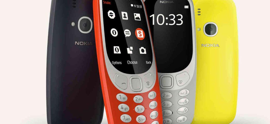 Ini Spesifikasi & Harga Nokia 3310 Edisi Terbaru (2017)