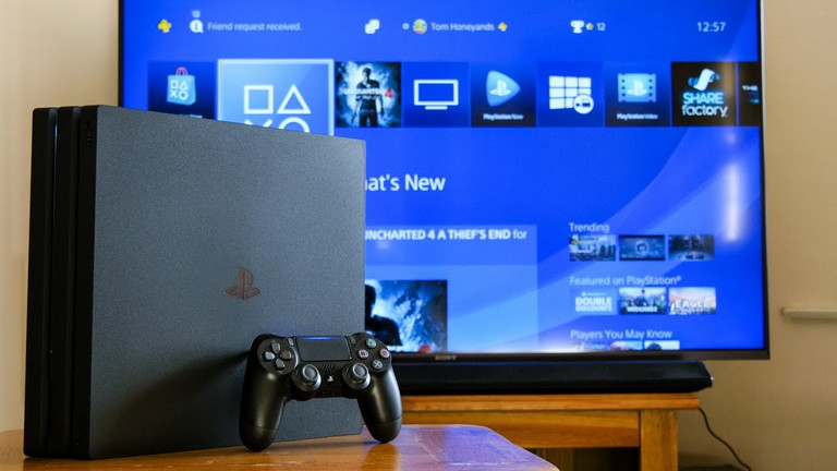 Boost Mode di PS4 Pro Bakal Pacu Game Lawas