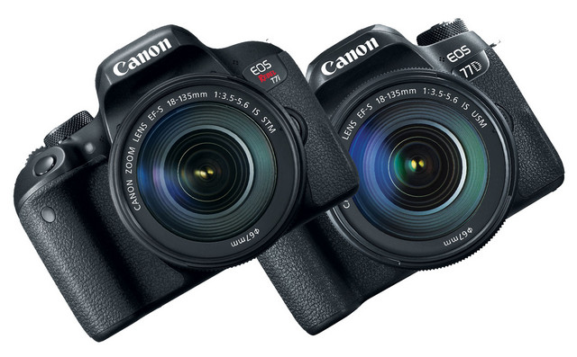 Canon Perkenalkan EOS 77D dan Rebel T7i