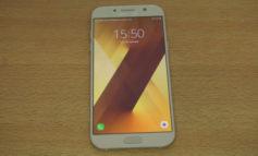 Cara Screenshot Samsung Galaxy A7 (2017) dengan Tombol Shortcut Tanpa Aplikasi