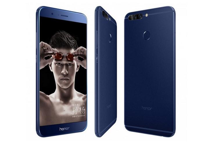 Huawei Umumkan Huawei Honor V9 (Honor 8 Pro), Usung Layar QHD dan RAM 6GB