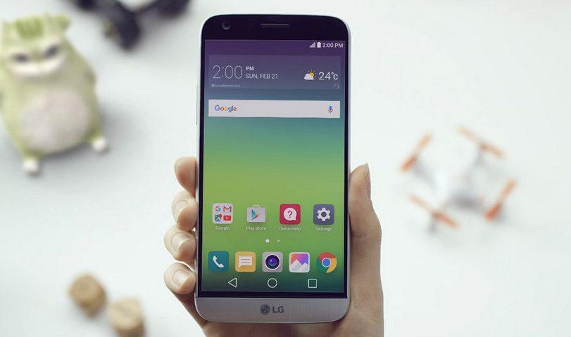 LG G6 Usung Layar Full Vision