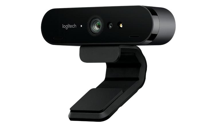 Logitech Brio 4K Pro, Webcam 4K HDR dengan Windows Hello Diluncurkan