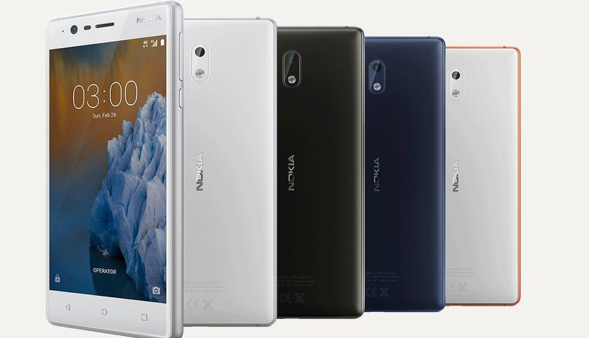 Simak Spesifikasi dan Harga Nokia 3