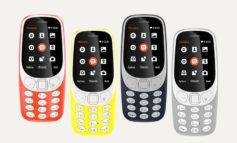 Bukan Smartphone, Nokia 3310 edisi 2017 yang Baru Dirilis Hanya Andalkan S30