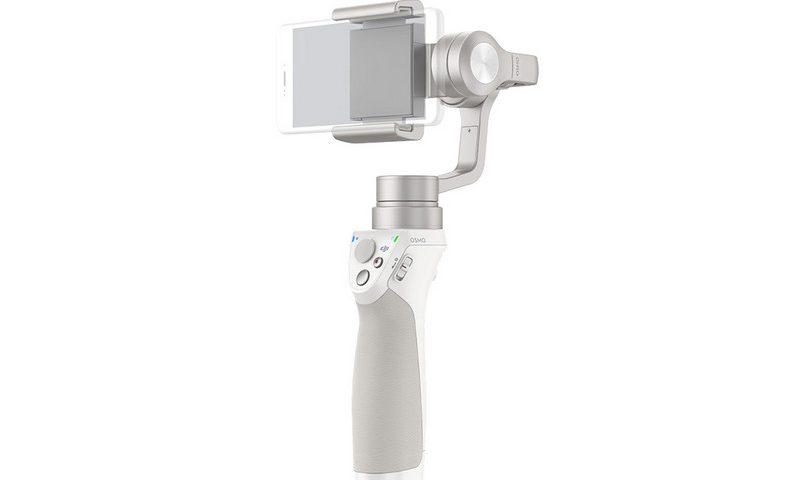 Osmo Mobile Silver, Stick Selfie Canggih dari DJI