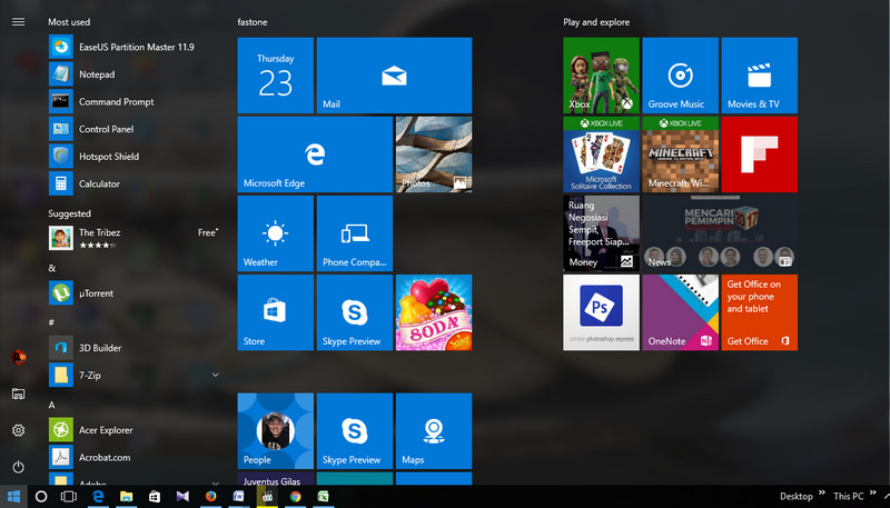 Tombol Start Windows 10 Tidak Berfungsi? Ini Cara Mengatasinnya!
