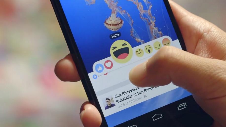 """Facebook Bakal Hadirkan """"Reaksi"""" di Messenger 2"""