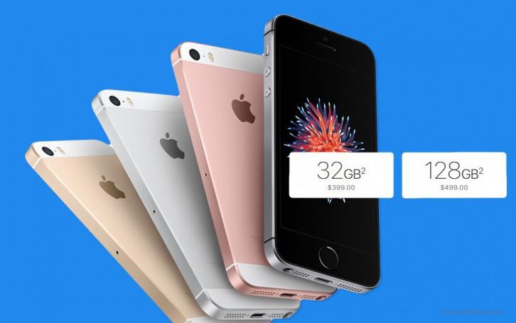 Harga Tetap, iPhone SE Kini Sediakan Penyimpanan Dua Kali ...