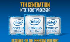Prosesor Intel Gen 7 (Kaby Lake) Akhirnya Tiba di Indonesia