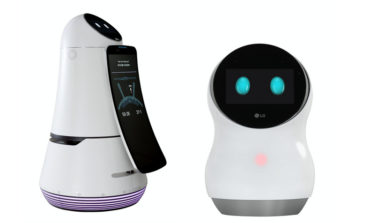 LG Hub, Robot Asisten Rumah Tangga Bikinan LG