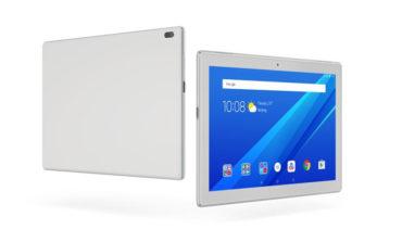Lenovo Luncurkan Jajaran Tablet Tab 4 & 4 Plus