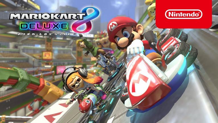 Mario Kart 8 Deluxe Bakal Hadir di Nintendo Switch, Intip Trailernya