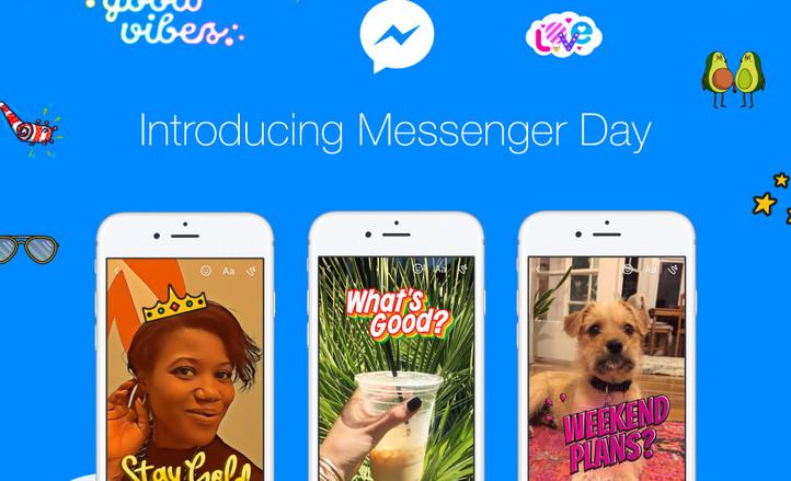Cara Membuat & Menggunakan Day (Hari) di Facebook Messenger