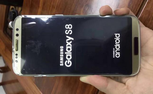 Samsung Galaxy S8 Belum Diluncurkan, Super Copy-nya Sudah Nongol Duluan