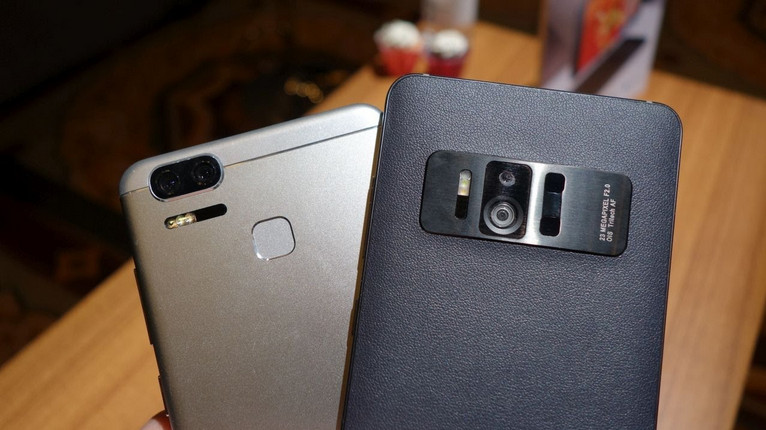 Smartphone ASUS Zenfone AR dengan RAM Super