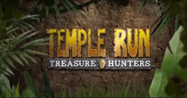 Temple Run Treasure Hunters