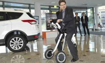 TriCiti, Sepeda Listrik Roda Tiga dari Ford