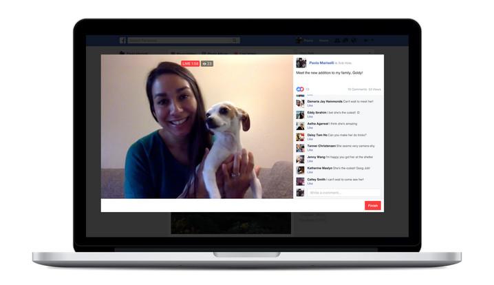 Begini Cara Siaran Langsung (Live Streaming) di Facebook versi Desktop