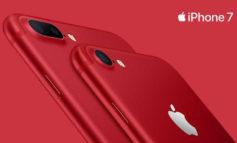 Awas, iPhone 7 Warna Merah Gampang Lecet Loh…