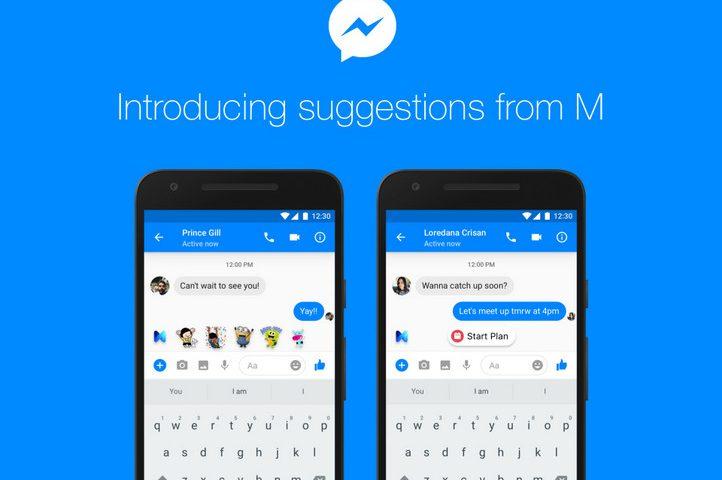 Di Facebook Messenger Kini Ada Asisten Digitalnya