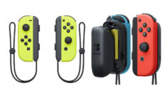 Kuning, Warna Baru Joy-Con Nintendo Switch