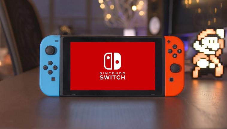 Penjualan Nintendo Switch Tembus 2,4 Juta Unit Diseluruh Dunia