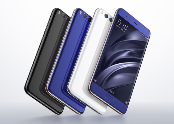 Xiaomi Mi 6 Diresmikan dengan Harga Mulai Rp 4,8 Juta, Ini Spesifikasinya…