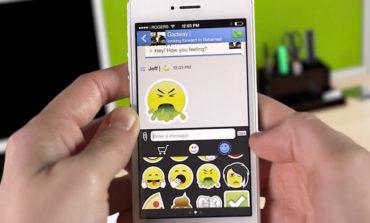 Begini Cara Menghapus Stiker BBM atau Menyembunyikan Emoji dari Keyboard Blackberry Messenger