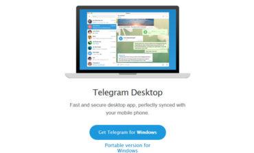 Download Sekarang, Telegram untuk PC Desktop Windows Sudah Tersedia