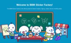 BBM Sticker Factory, Cara Mudah Buat Stiker Sendiri di Blackberry