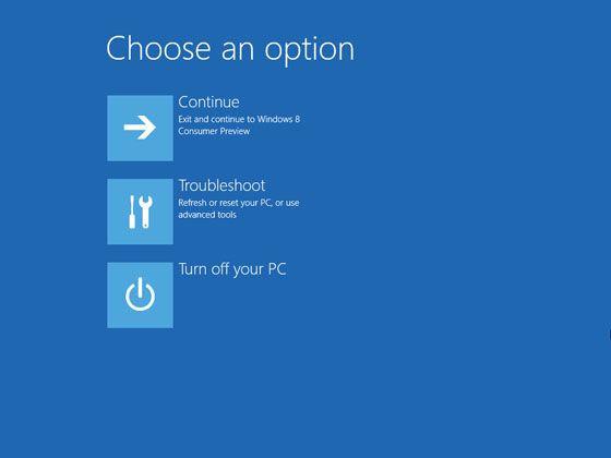 Cara Masuk Safe Mode Windows 8 4