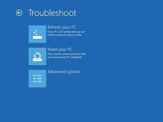 Cara Masuk Safe Mode Windows 8 5