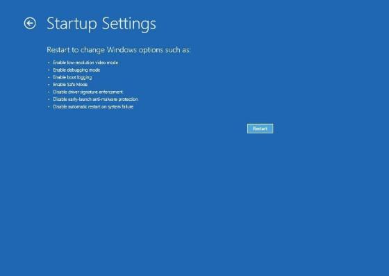 Cara Masuk Safe Mode Windows 8 7